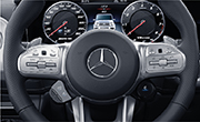 AMG Steering Wheel Buttons