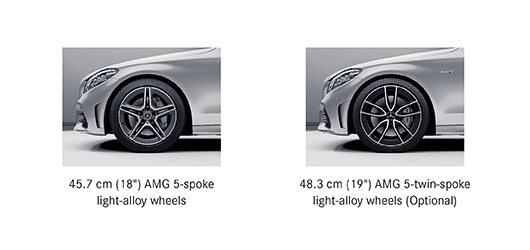 Alloy - Mercedes accessories