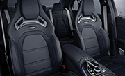AMG Performance seats