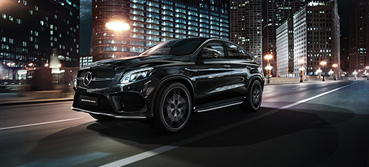Mercedes-AMG GLE 43 4MATIC Coupé