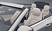 Cabriolet Comfort package