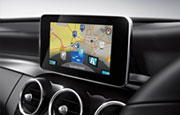 Mercedes A class specs - Integrated Smartphone technology