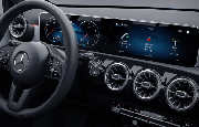 Mercedes-Benz User Experience (MBUX) with NTG 6