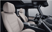 Exclusive Interior (Available with G Manufaktur)