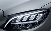 LED High Performance headlamps